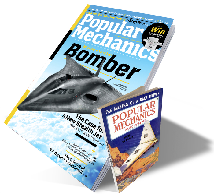 Popular Mechanics, May 2013 Preview 1