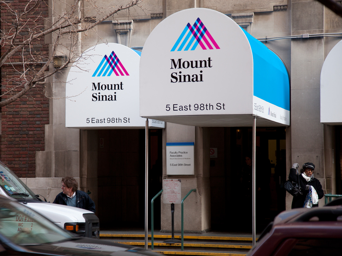 Mount Sinai 3