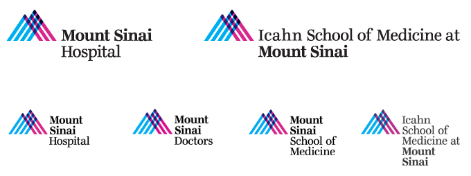 Mount Sinai - Fonts In Use