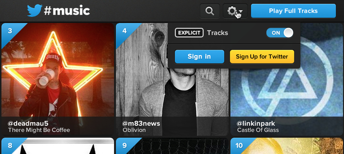 Twitter #music 3