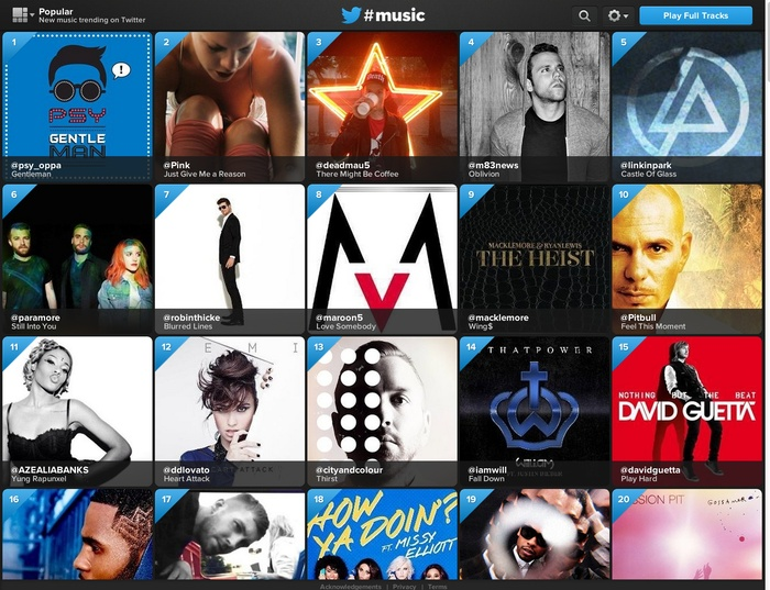Twitter #music 6