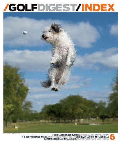 Golf Digest, 2009 2