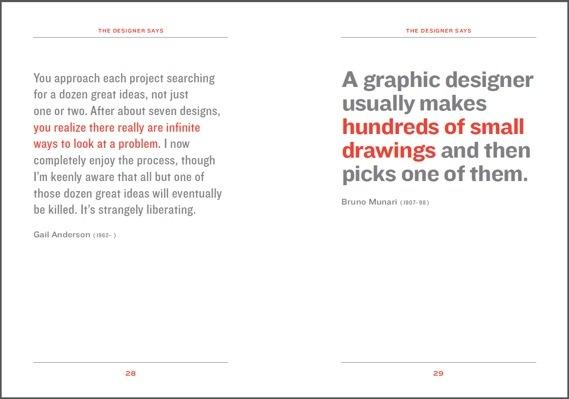 The Designer Says 6