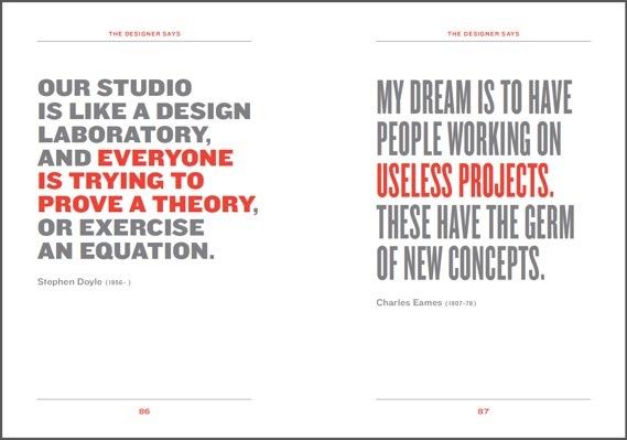 The Designer Says 9