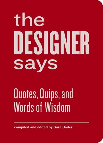 The Designer Says 10