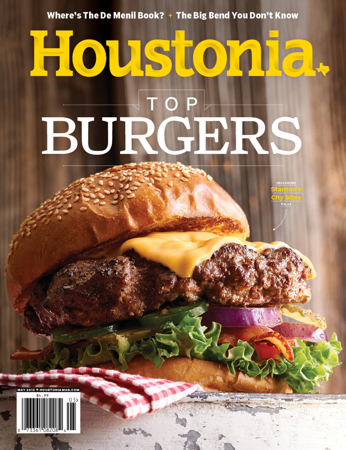 Houstonia, May 2013