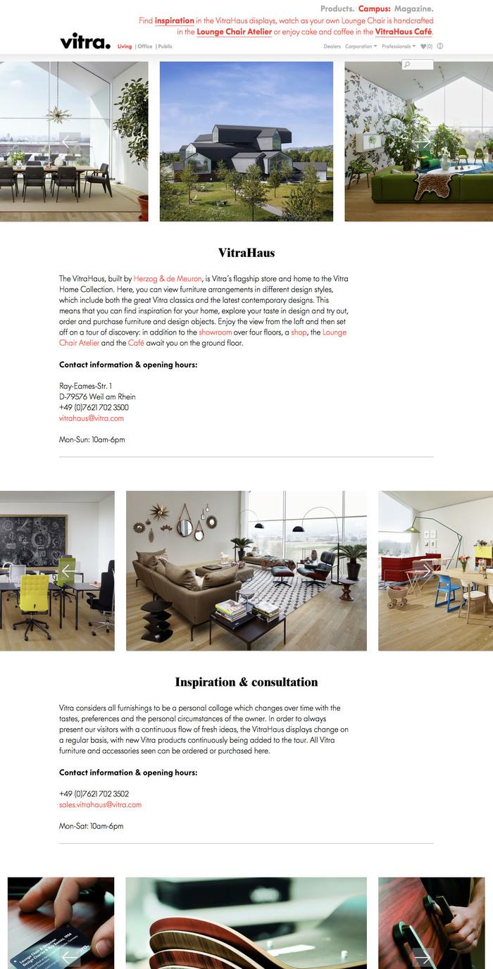 Vitra website (2013) 4