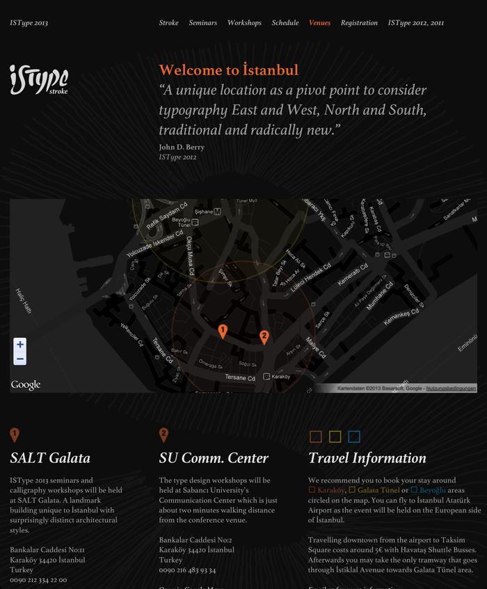 ISType 2013 – Stroke, Istanbul (TR), 13–16 June 2013 4