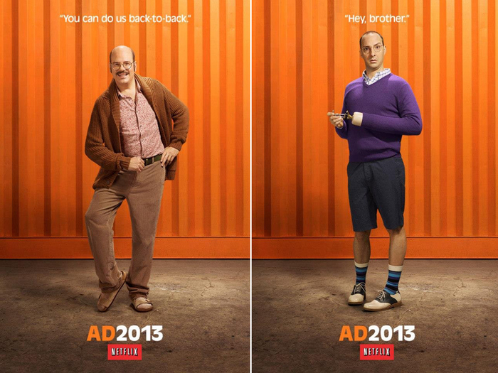 Arrested Development (2013) on Netflix 1