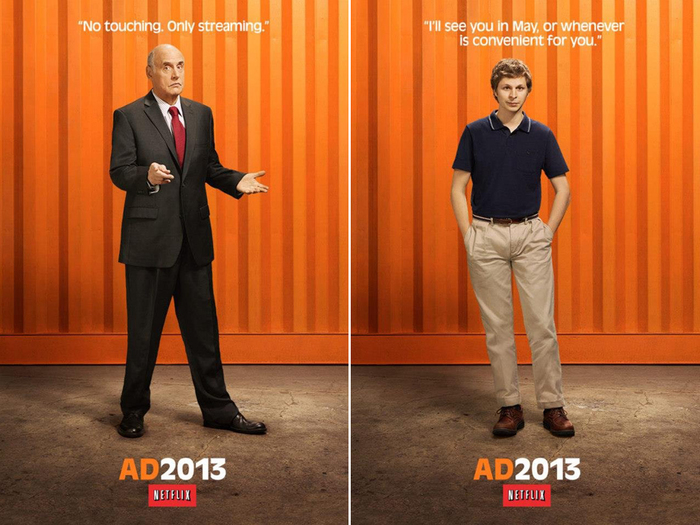 Arrested Development (2013) on Netflix 2