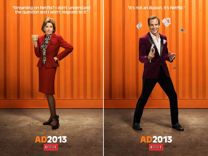 Arrested Development (2013) on Netflix 4