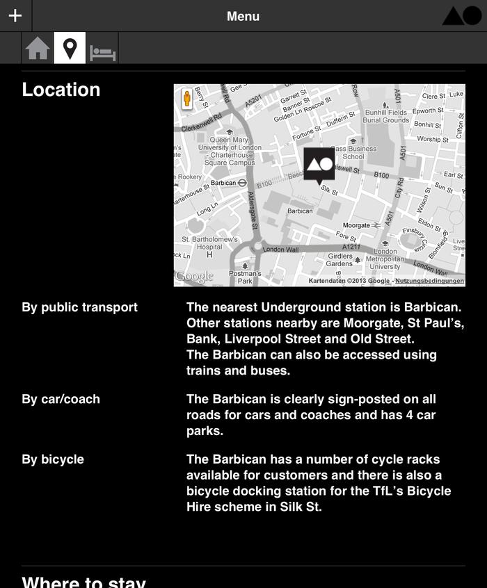 AGI Open, London (UK), 26–27 September 2013 6