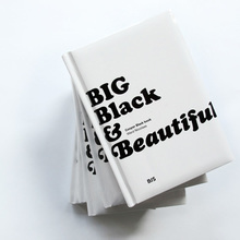 <cite>Big, Black & Beautiful. Cooper Black book</cite>