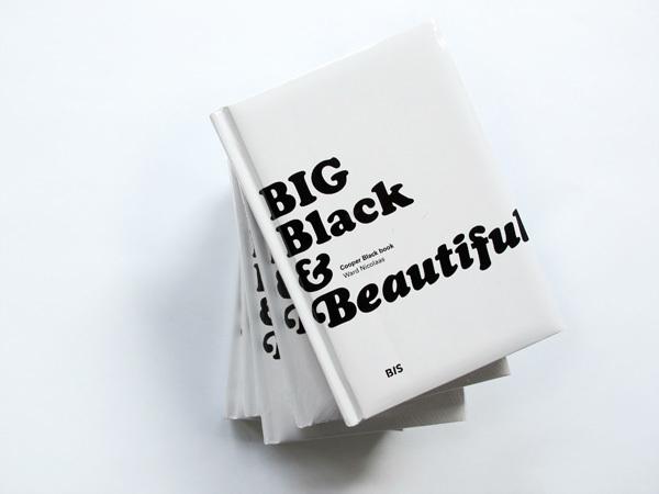 Big, Black & Beautiful. Cooper Black book 1