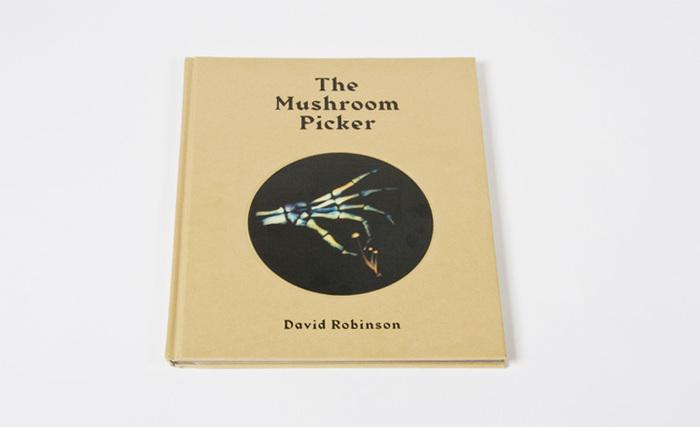 The Mushroom Picker by David Robinson 1