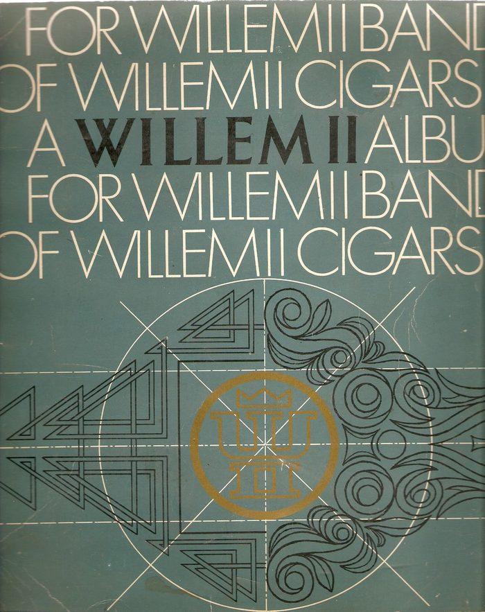 Willem II Cigar Bands Album (1966) 1