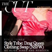 <cite>New York</cite> magazine: The Cut