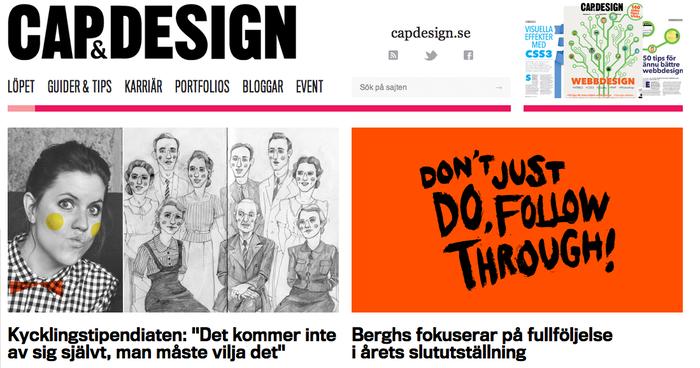 Cap & Design 1