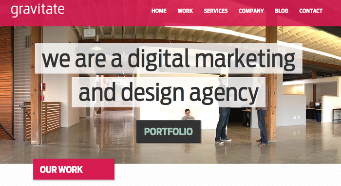 Gravitate Digital Marketing and Design Agency 2