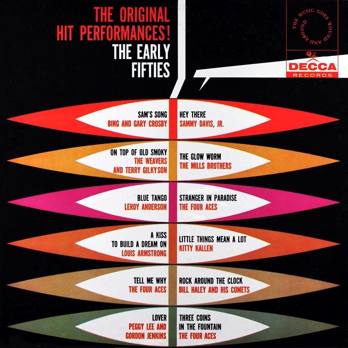 The Original Hit Performances!, Decca Records 1