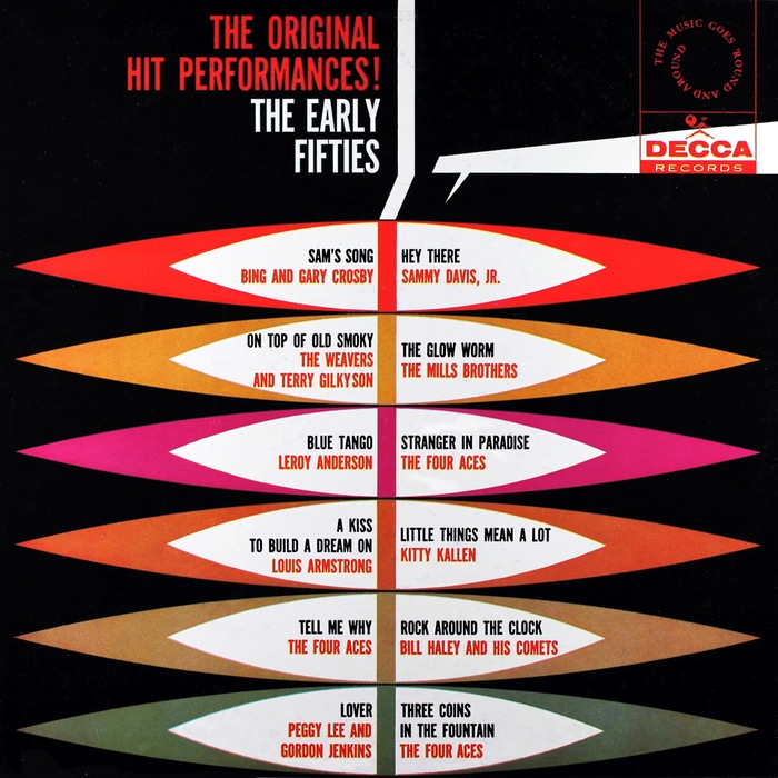 The Original Hit Performances!, Decca Records 1