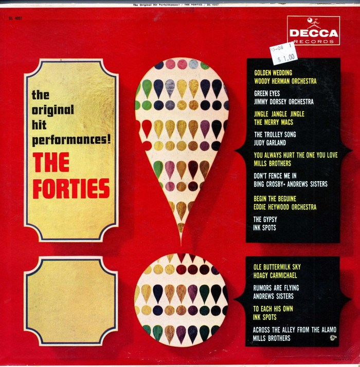 The Original Hit Performances!, Decca Records 2
