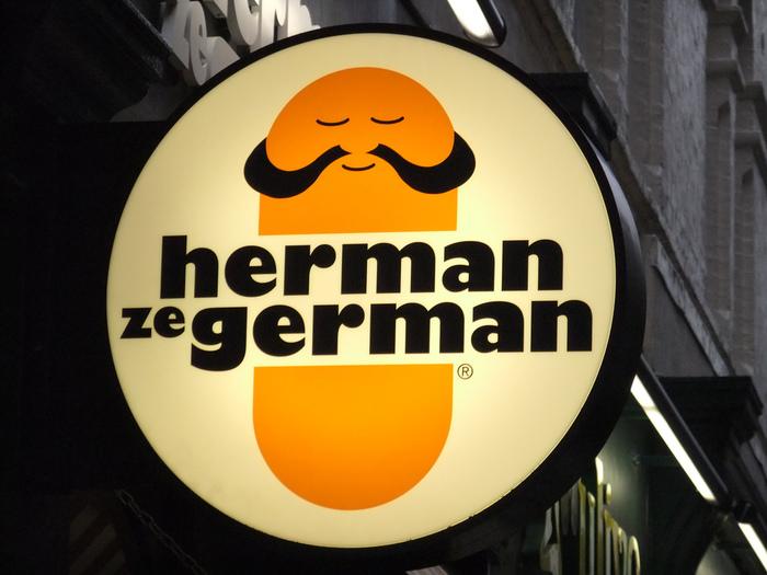 Herman Ze German 1