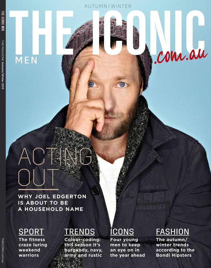 The Iconic Men's Magazine 1