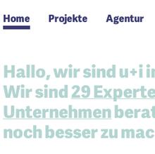 u+i interact Website