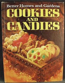 <cite>Cookies and Candies</cite>, Better Homes and Gardens