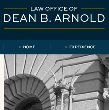 Law Office of Dean B. Arnold