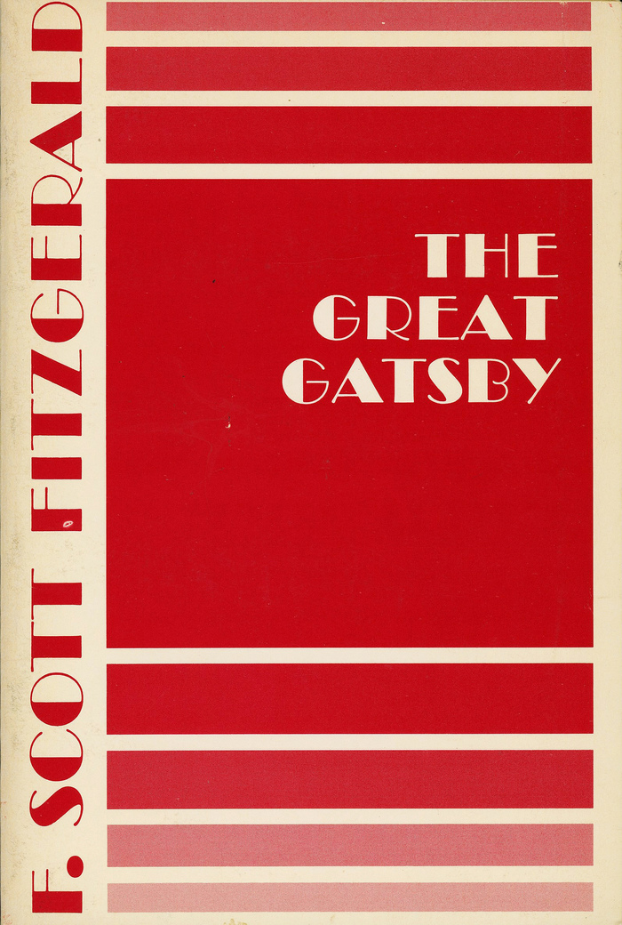 The Great Gatsby (Scribner's edition, 1975)