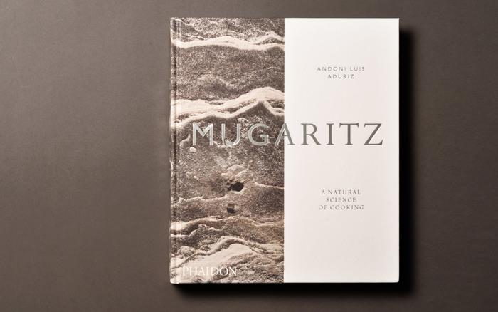 Mugaritz cookbook by Andoni Aduriz 7