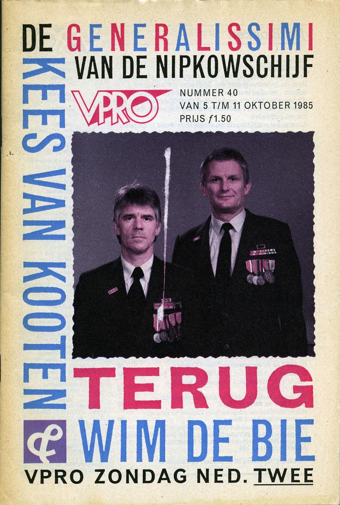 VPRO Gids #40 (1985)