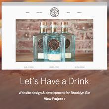 Barrel Website