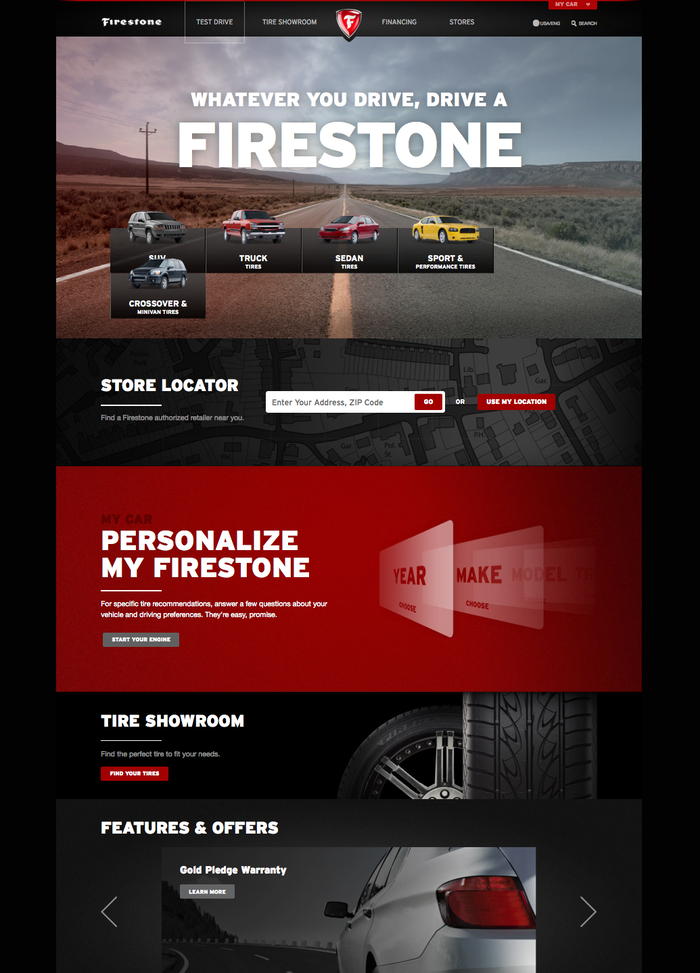 Firestone Tire 1