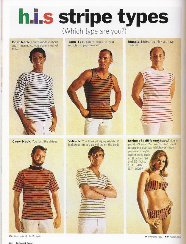 H.I.S Menswear Advertising (1960s–70s) 5