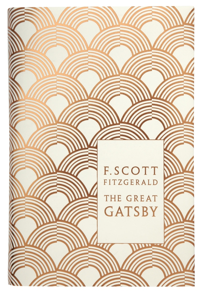 The Great Gatsby (Penguin edition, 2010) 1