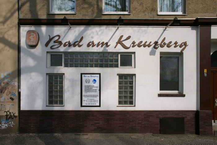 Bad am Kreuzberg, Berlin 1