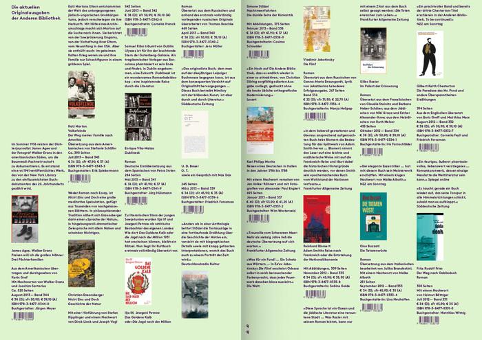 Die Andere Bibliothek – Fall 2013 Preview 7