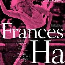 <cite>Frances Ha</cite> Poster and Website