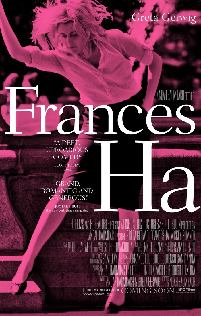 Frances Ha Poster and Website 7