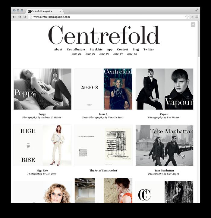 Centrefold Magazine, Issue 08 11