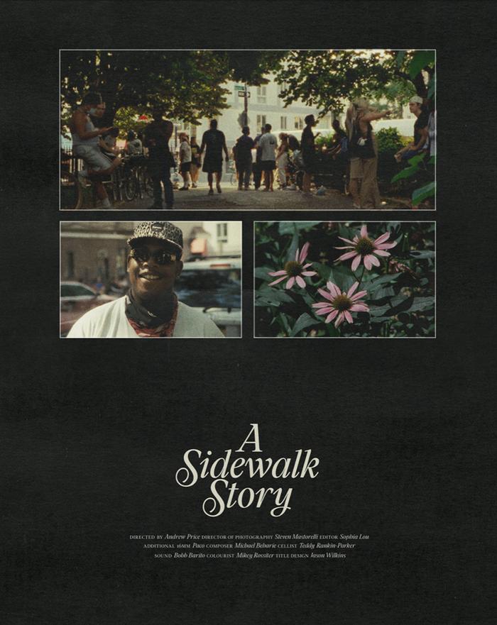 A Sidewalk Story 1