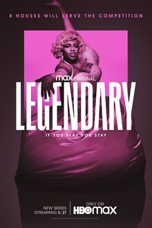 <cite>Legendary</cite> reality competition show (HBO Max, 2020)
