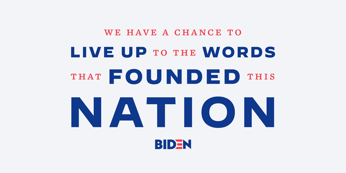 Biden 2020 campaign 1