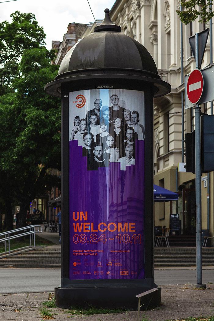 Vilnius International Theatre Festival Sirens 2020