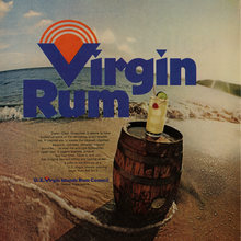 Virgin Rum ad (1969)
