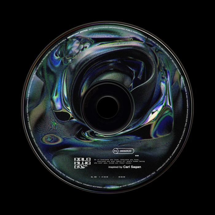 Fredi Casso – Pale Blue Dot 3