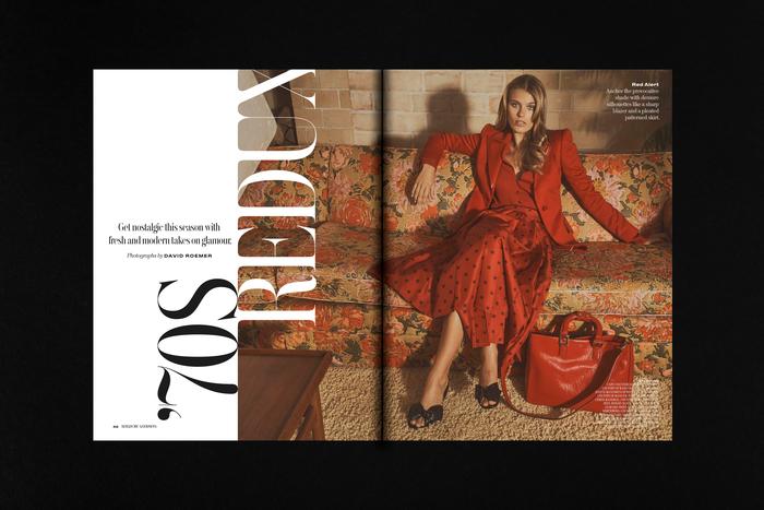 Bergdorf Goodman magazine 2019 3